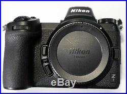 Nikon Z7 45.7 MP Camera with FTZ Adapter Kit Excellent condition (USA Version)