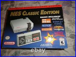 Nintendo NES Classic Edition Video Game Console Excellent Condition