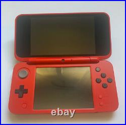 Nintendo New 2DS XL Pokeball Edition (RARE) With Charger Excellent Condition