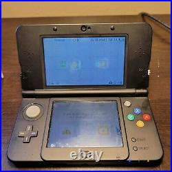 Nintendo New 3DS Super Mario Black Friday Edition Excellent Condition TESTED