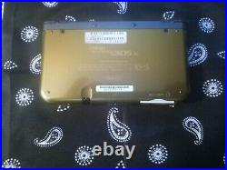 Nintendo New 3DS XL Hyrule Edition Excellent Condition. Console withstylus only