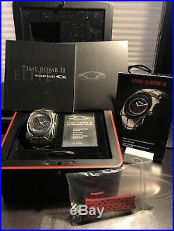 Oakley Elite Timebomb II Watch/10th Anniversary edition /Excellent Condition