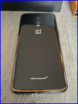 OnePlus 6T McLaren Limited Edition Smartphone Used In Excellent Condition
