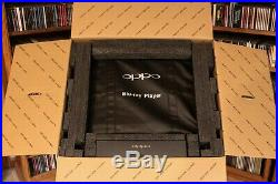 Oppo BDP-105D Darbee Edition Blu-ray Player, Excellent Condition