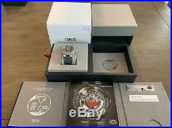 Oris Aquis Source Of Life Limited Edition 2343 Pieces Excellent Condition