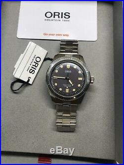 Oris Divers Sixty-Five 65 Limited Edition for Hodinkee Excellent Condition
