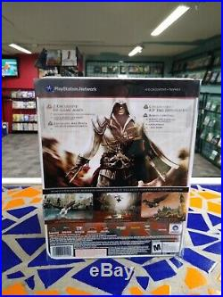 PS3 Assassin's Creed II Master Assassin's Edition! USED in excellent condition
