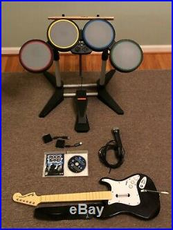 PS3 Rock Band Special Edition COMPLETE SET. Excellent Condition