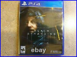 PS4 Pro Limited Edition Death Stranding Console Excellent Condition