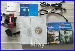 PS4 limited edition 500Gb EXCELLENT CONDITION HUGE BUNDLE