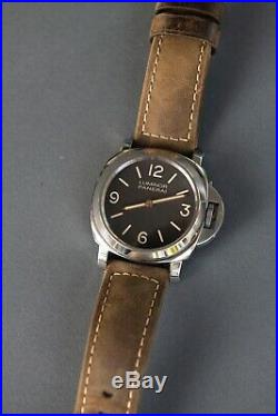 Panerai Pam 390 special edition with box and papers. Excellent condition