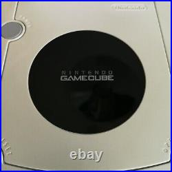 Pearl White Gamecube (PAL) Limited Edition with Box Excellent Condition