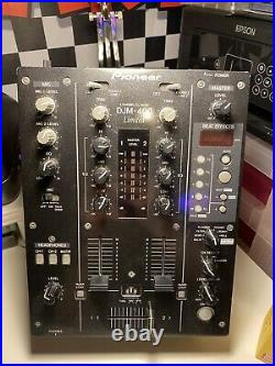 Pioneer djm 400 Limited Edition mixer Tested Excellent Condition