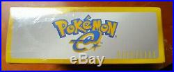 Pokemon 1st Edition Expedition Base Set Booster Box SEALED EXCELLENT CONDITION