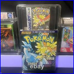 Pokemon Gold Version Blister Pack SEALED Game Boy Color Excellent Condition