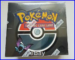 Pokemon Team Rocket 1st Edition Booster Box Excellent Condition