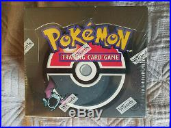 Pokemon Team Rocket 1st Edition Booster Box Factory Sealed. EXCELLENT CONDITION