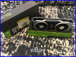 Pre-Owned NVIDIA GeForce RTX 2080 Founders Edition 8GB Excellent Condition
