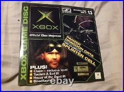 RARE Limited Edition Mountain Dew Original Xbox Excellent Condition Tested