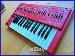 ROLAND SH-101 SH 101 SH101 Analogue Mono Synth RED Edition Excellent condition