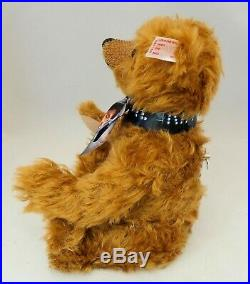 Rare Elvis Steiff Musical Bear Limited Edition Excellent Condition 682162