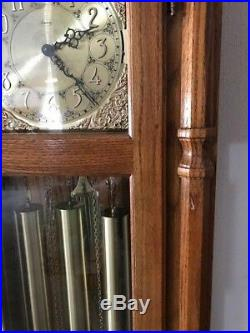 Ridgeway Limited Edition Grandfather Clock, Moon Phase Excellent Condition