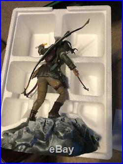 Rise of the tomb raider collector's edition RARE EXCELLENT CONDITION