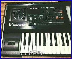 Roland V-Synth Version 2 Excellent condition