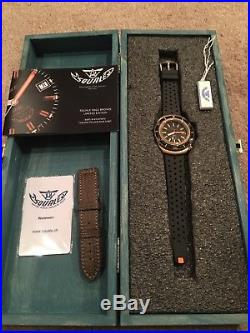 SQUALE Bronzo 101 Atmos Limited Edition #55/60 In Excellent Condition