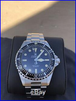 STEINHART OCEAN VINTAGE MILITARY 39 Numbered Edition Excellent Condition