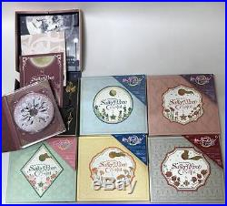 Sailor Moon Crystal Blu-ray First Edition 13 Complete Set Excellent Condition
