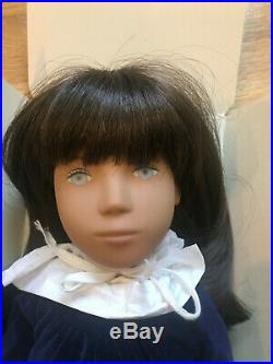 Sasha Doll #180 Velvet Limited Edition in Excellent Condition