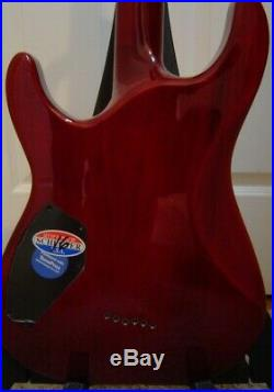 Schecter C-1 Blood Moon With EMG 81 Limited Edition Excellent Condition -RARE
