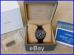 Seiko SAGZ093 Brightz Limited Edition Barely Worn in Excellent Condition