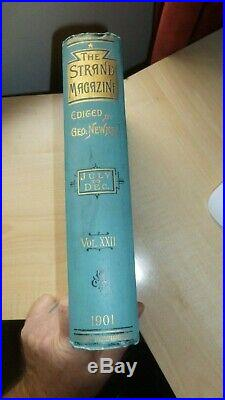 Sherlock Holmes 1st Edition In Excellent Condition Original Covers Vol 23
