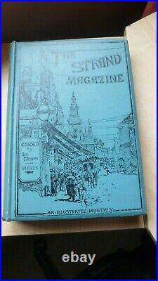 Sherlock Holmes 1st Edition In Excellent Condition Original Covers Volume 22