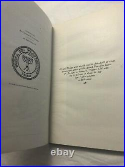 Sigma Chi Fraternity Pledge Manual 2nd Edition 1930. Unused Excellent condition