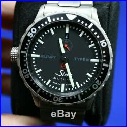 Sinn Military Type 3 With Box in EXCELLENT condition WithBx Limited Edition 1/300