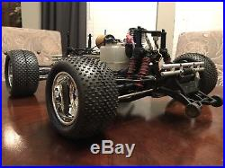 Snap On Traxxas TMaxx 3.3 Nitro (Excellent Condition) Custom Limited Edition