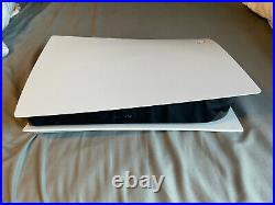 Sony PS5 Blu-Ray Edition Console Barely Used and Excellent Condition