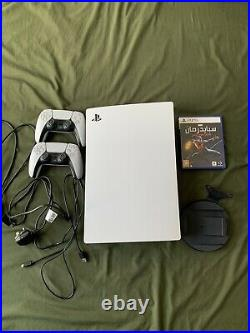 Sony Playstation 5 PS5 Console Blu-Ray Disc Version Used Excellent Condition