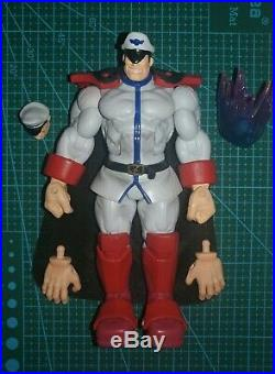 Sota Toys Street Fighter M Bison Round 1 Variant Rare Excellent condition