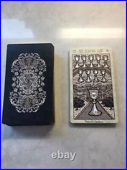 Spirit Keepers Tarot Vitruvian Edition Rare OOP in Excellent condition