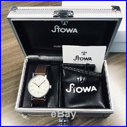 Stowa Antea Automatic Watch Museum Edition Excellent Condition