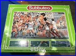 Subbuteo grandstand world cup edition, complete set, excellent condition
