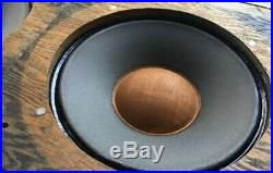 Tannoy Red 12 Inch Dual Concentric Speakers Early Version Excellent Condition