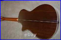 Taylor 2014 812ce 12-fret first edition in excellent condition