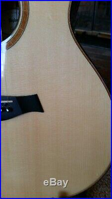 Taylor 516e Fall Limited Edition Grand Symphony guitar 2013 excellent condition