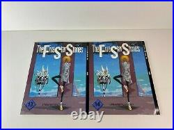 The Five Star Stories, volume 1-15, English Version Excellent Condition