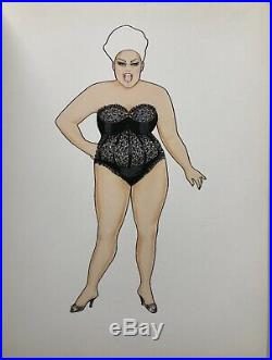 The Simply Divine Cut-Out Doll Book Excellent Condition 1st edition